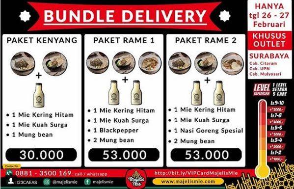 Bundle-delivery